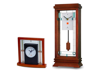 Frank Lloyd Wright Clocks