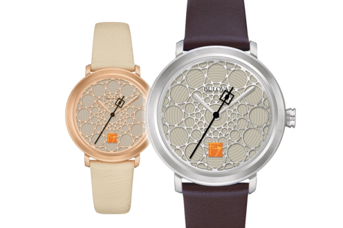 Frank Lloyd Wright Watches (design adapted from dome design of SC Johnson Administrative Building)